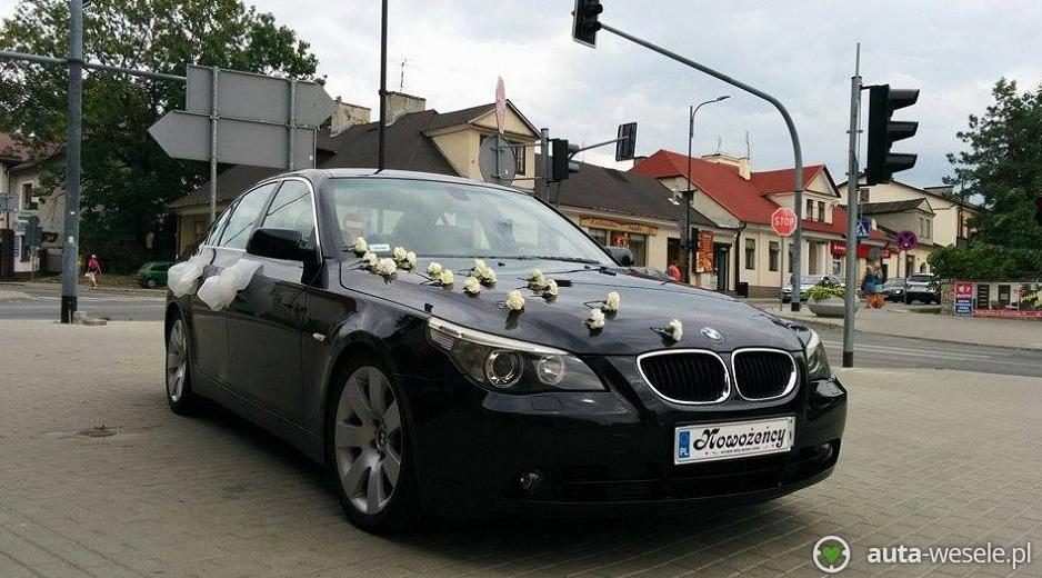 W superbly Dekoracja samochodu na ślub - auta-wesele.pl BI96