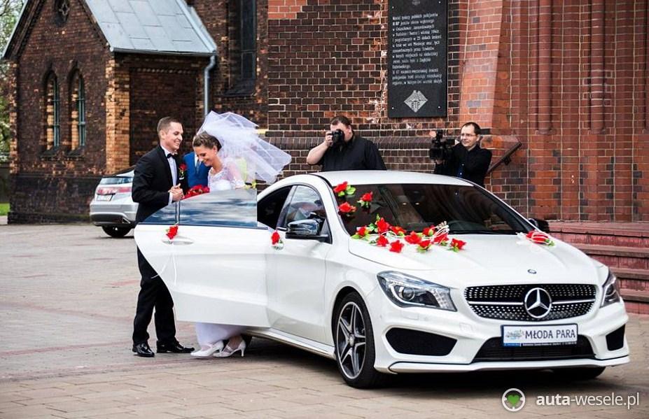Ile Zapłacimy Za Dekorację Samochodu ślubnego Auta Weselepl
