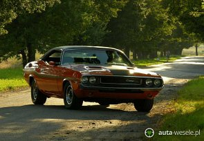 Dodge Challenger R/T - Tychy