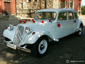 Citroen Traction Avant 11B Familiale